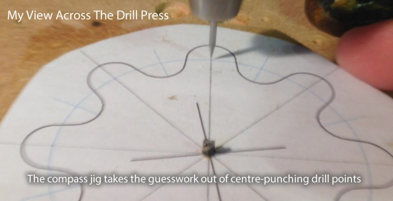 cutting wooden sprockets the easy way