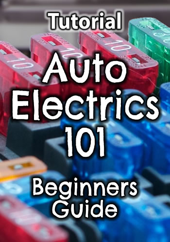 Auto Electrics 101 tutorial
