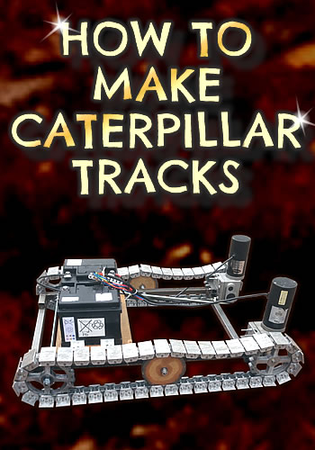 How to make Caterpillar Tracks